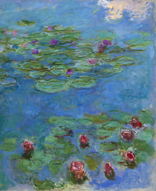 Reliving Monet's Late Years & Gauguin's Spiritual Journey