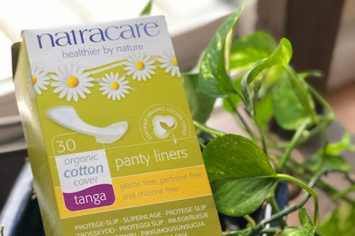 Review: Natracare Organic Cotton Panty Liners